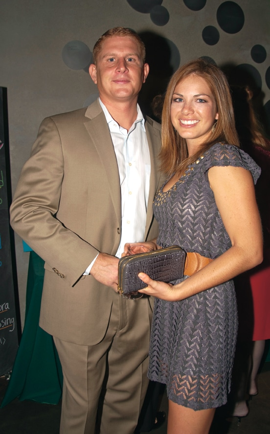 Perry Bacon and Kristin Gephart