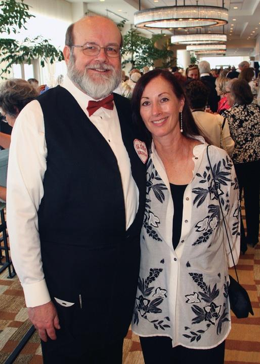 Peter Czipott and Marisa SorBello.JPG