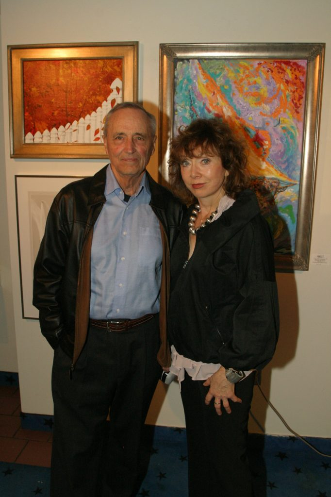 Peter Fay and Heidi Rufeh.JPG