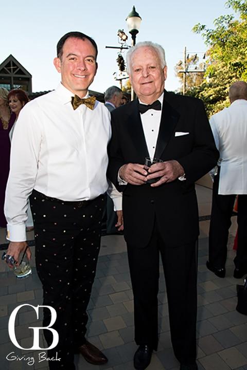 Peter Cooper and Chuck Freeburn