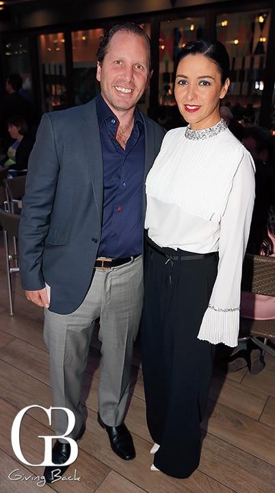 Peter and Marla Ariza