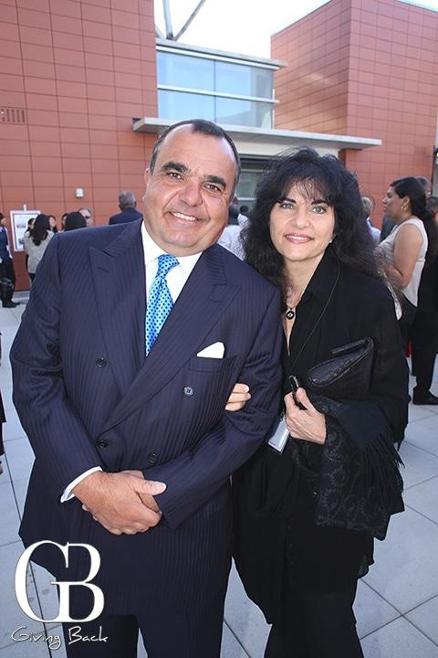 Peter and Nadi Ovanessoff