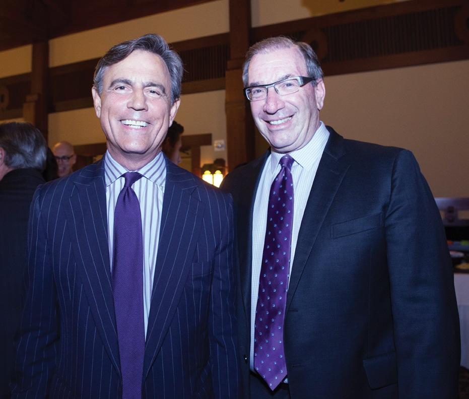 Phil Blair and Mel Katz