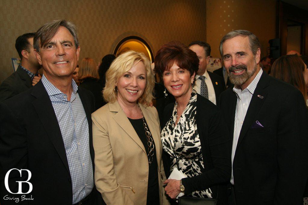 Phil Blair  Judy Forrester  Kristy Gregg  Gordon Boerner