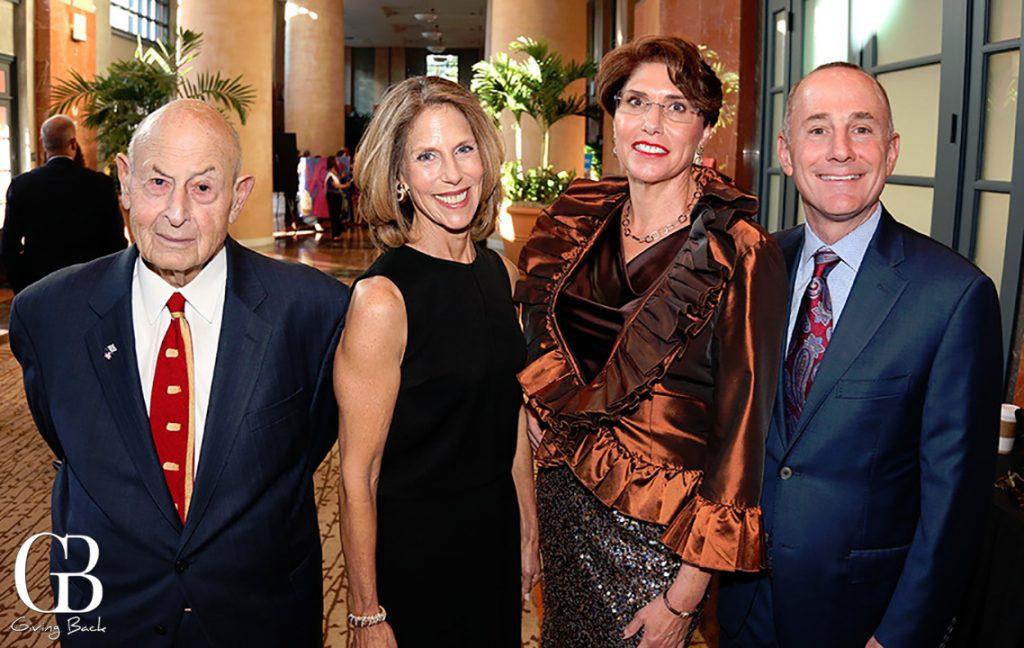 Phil Cohn  Karen Foster Silberman with Carol and Rick Kornfeld
