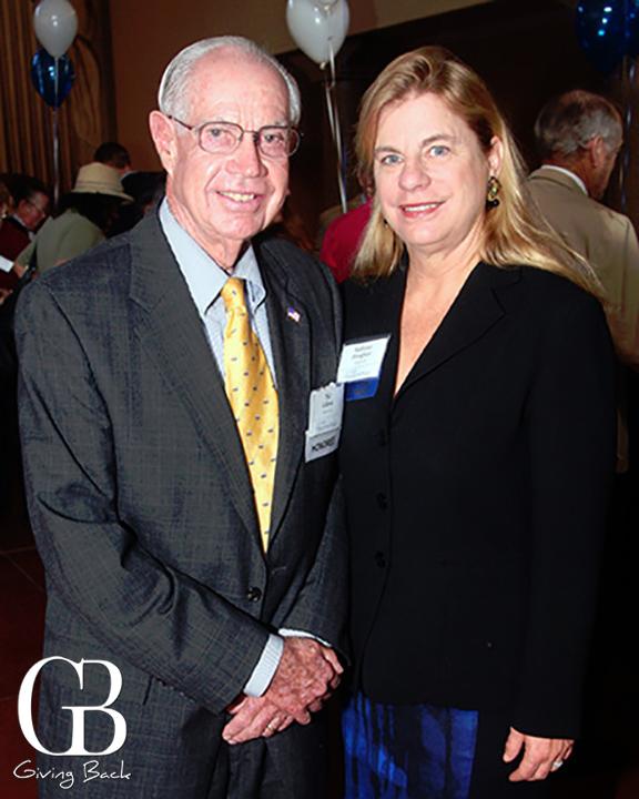Phil Gildred and Kathleen Stoughton