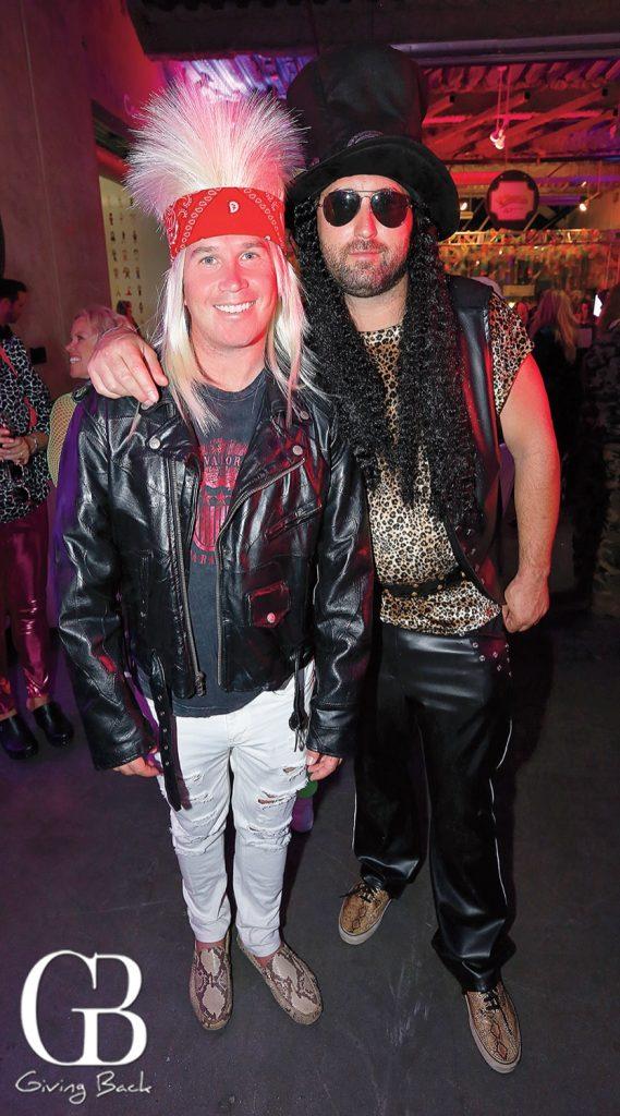 Phil Senescall and Jason Abelsohn
