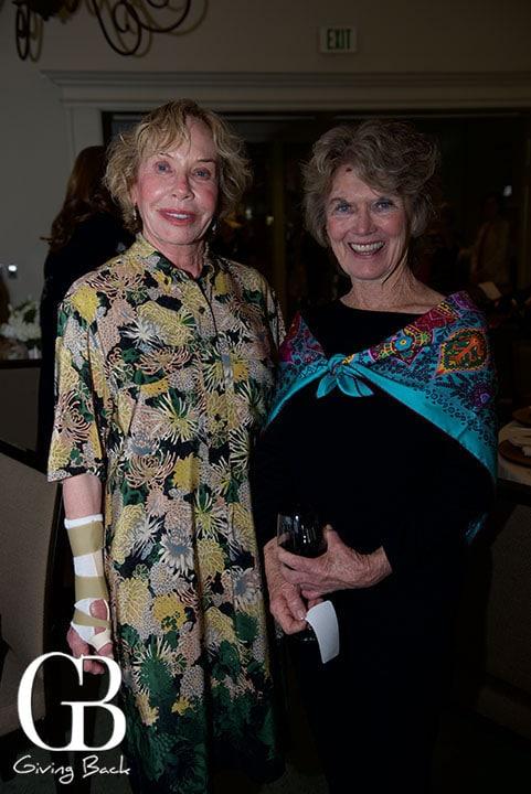 Phyl Jasin and Barbara Tripp