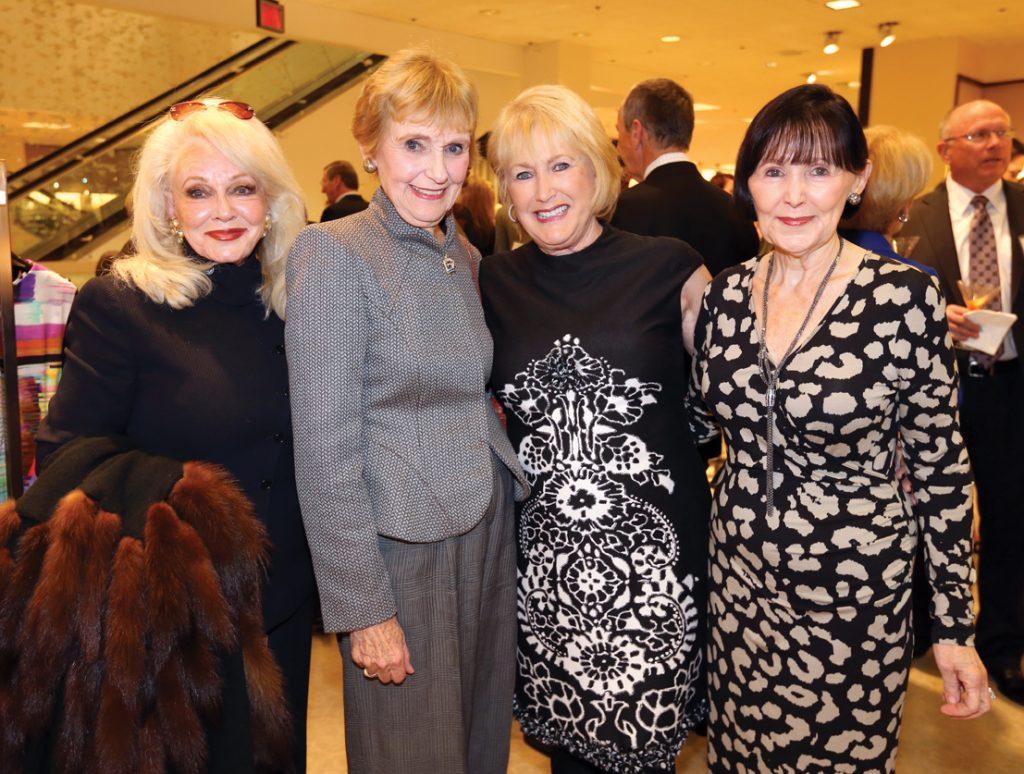 Phyllis Parrish, Barbara McColl, Estela Lipschultz and Charlotte Rand.JPG