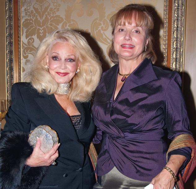Phyllis Parrish and Julie Sarno