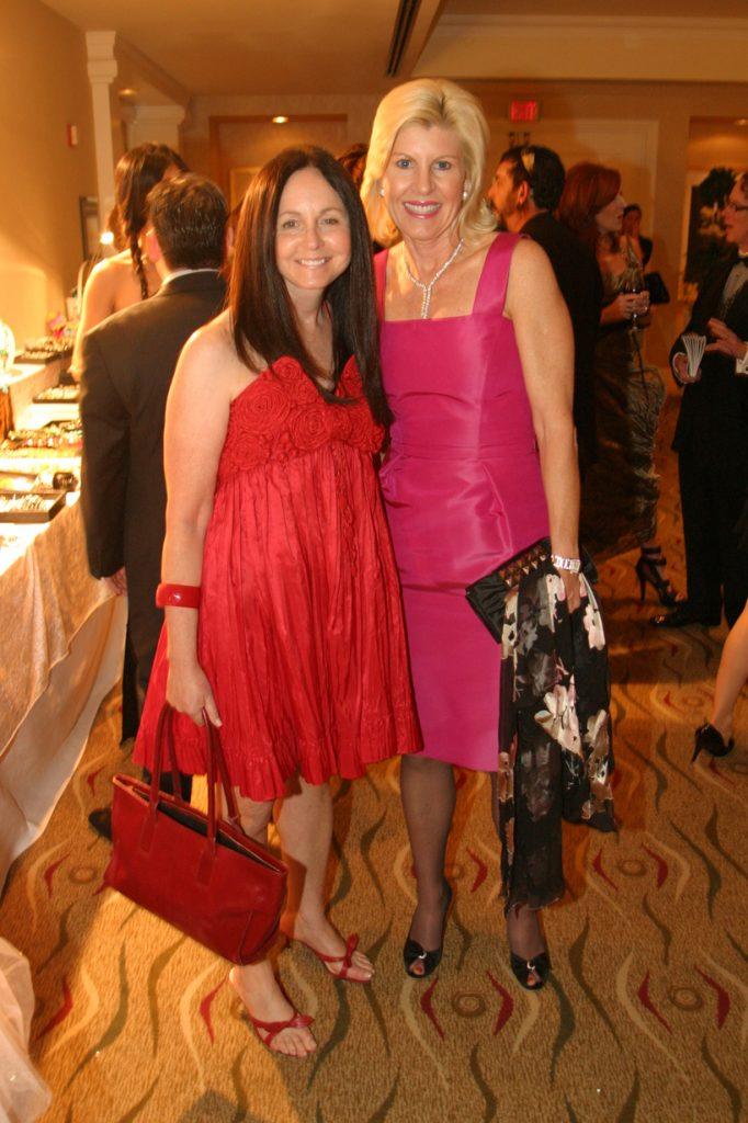 Phyllis Schwartz and Maggie Watkins.JPG