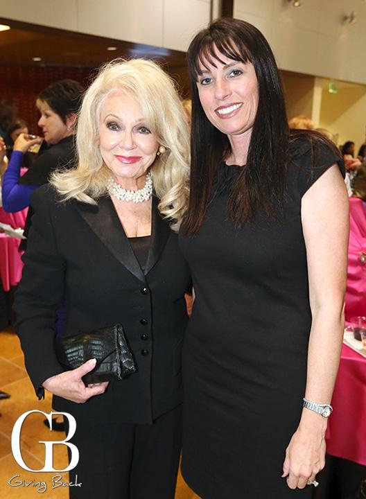 Phyllis Parrish and Jennifer Navarra