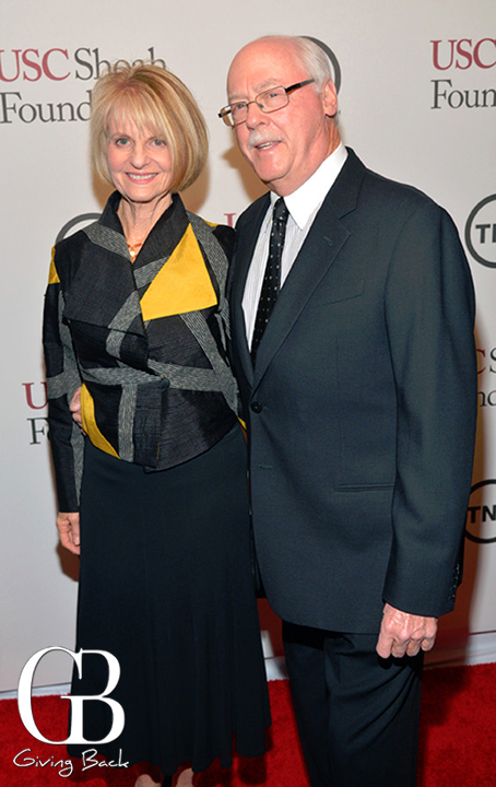 Phyllis and Dan Epstein