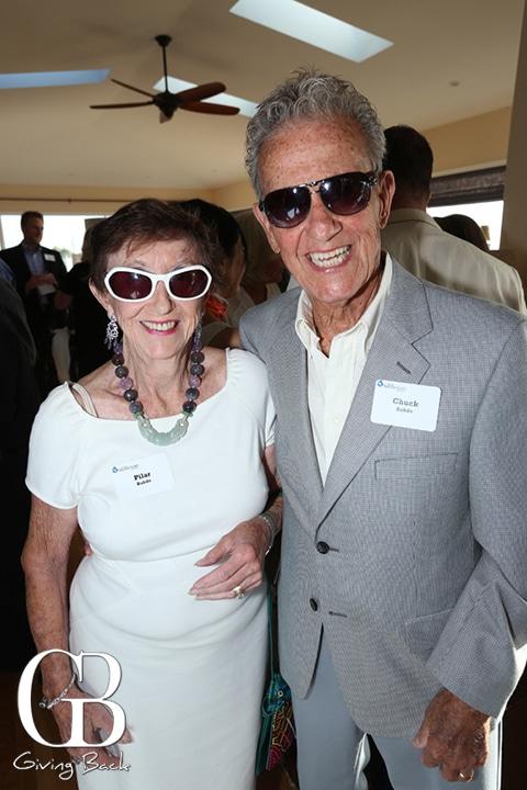 Pilar and Chuck Bahde