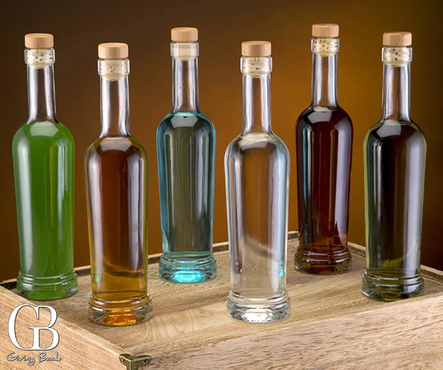 Pilar bottles