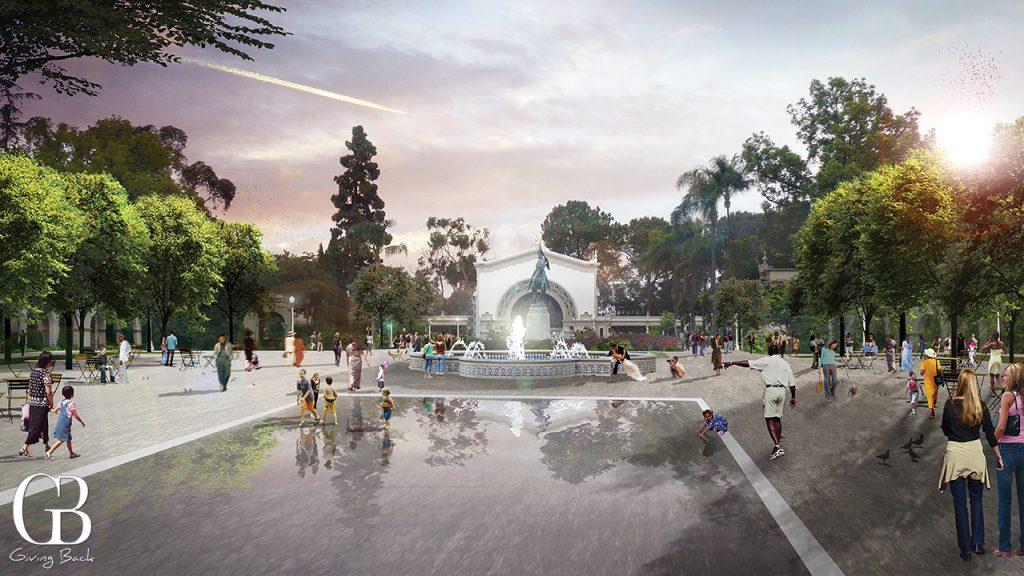 Plaza de Panama Concept