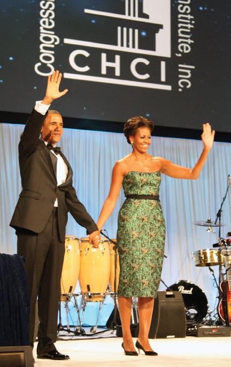 President Barack Obama and Michelle.JPG
