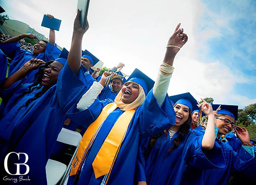 Preuss Graduates