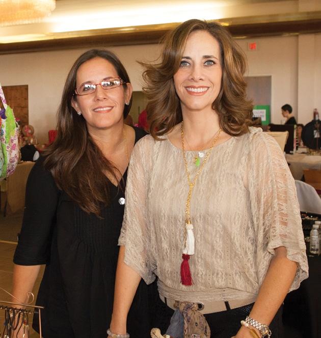 Priscila y Antonieta Beltran