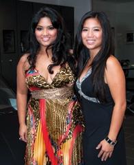 Priscilla Pyrk and Brittney Jasmine