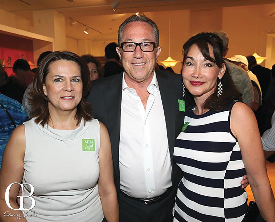Priscilla Lutteroth  Carlos Trejo and Mayra Velasquez de Leon