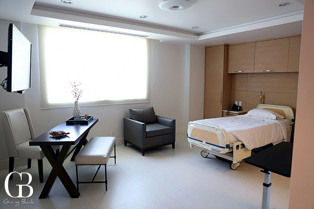Private Recovery Rooms