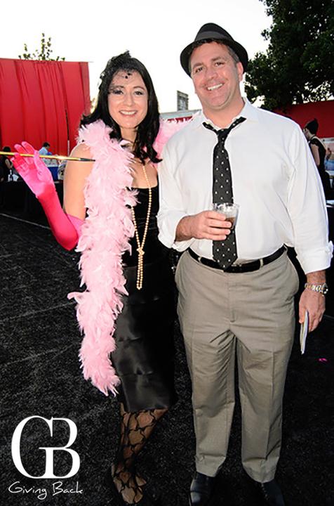Rachel Cano and Alan Niesel
