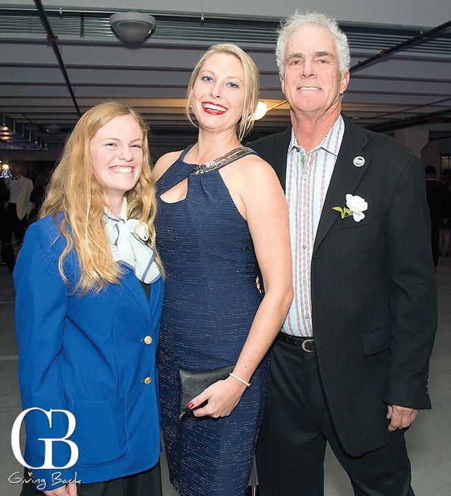Rachel Emerald  Alexandra Holden and Gary Emerald