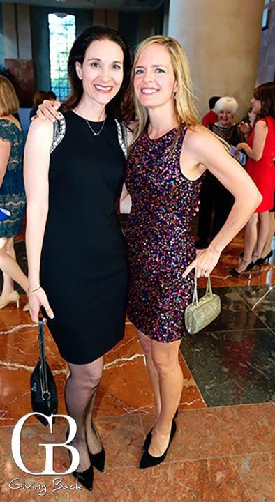 Rachel Goldenhar and Rachel Ross