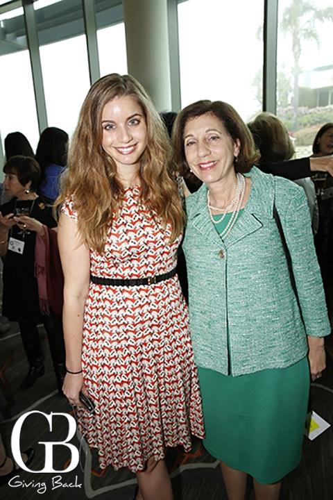 Rachel Kruer and Barbara Bry
