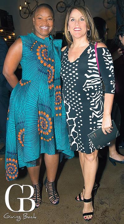 Rachel Roberts and Beth Perez