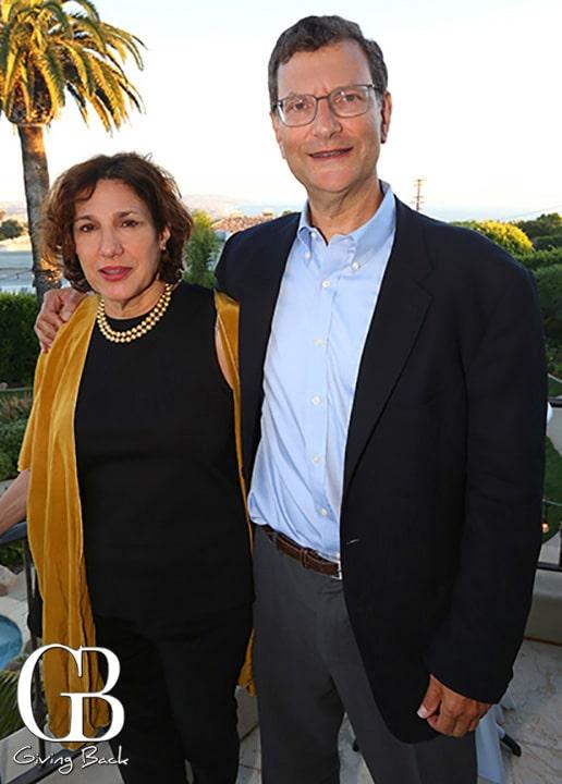 Rachel and Bob Perlmutter