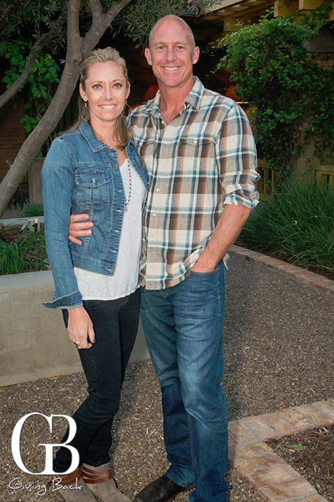Rachel and Tom Van Betten