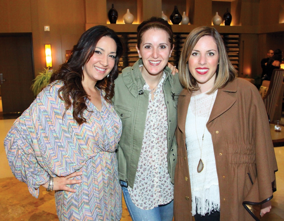 Rachi Chaitas, Leah Singer and Daniella Goldstein.JPG