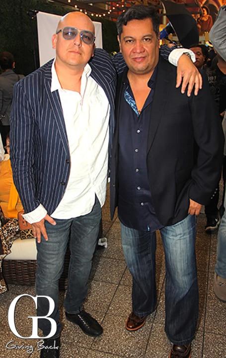 Rafa Lara and Jorge Aguirre