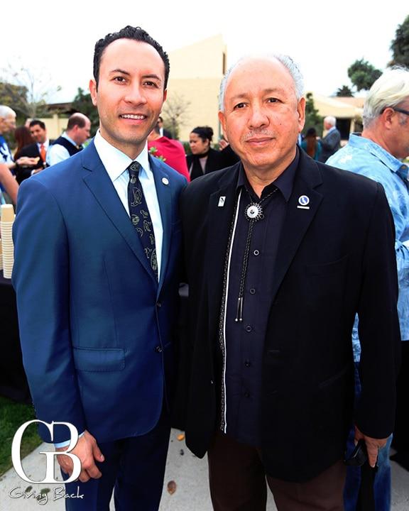 Rafael Castellanos y David Valladolid