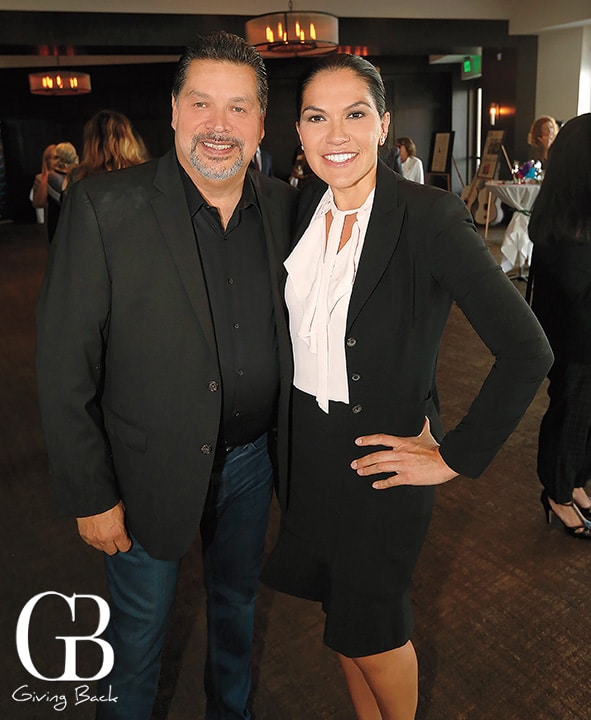 Rafael Garcia and Nancy Maldonado