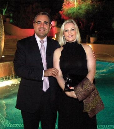 Ramon y Sabine Toledo