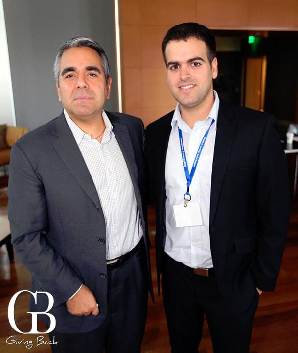 Ramon Toledo and Elad Levi