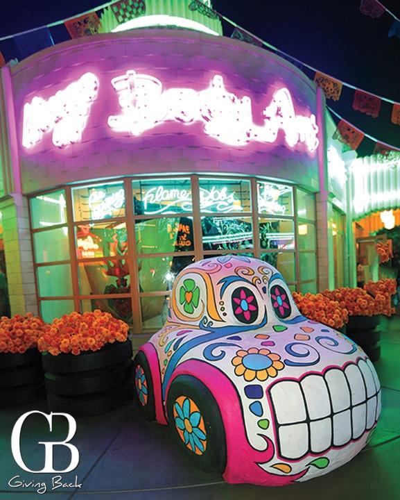 Ramone s Sugar Car