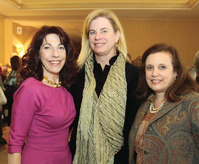 Rana Sampson, Kathleen Stoughton and Doreen Schonbrun +.JPG
