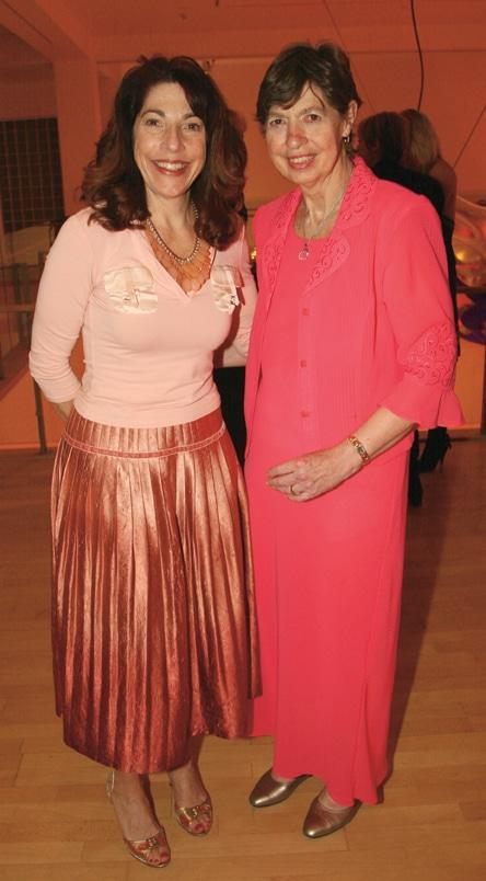 Rana Sampson and Mary Anne Fox +.JPG