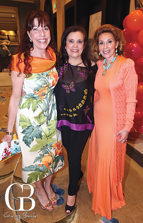 Rana Sampson  Doreen Schonbrun and Reena Horowitz