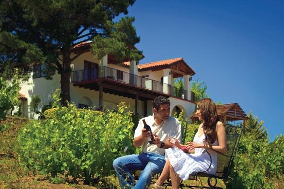 Rancho Tecate Winery