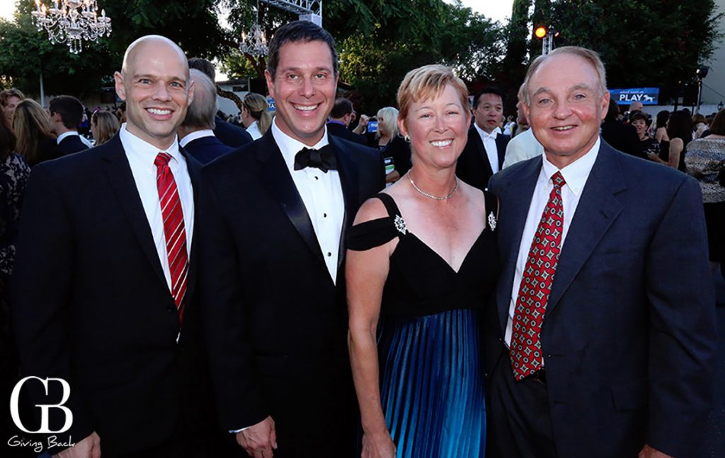 Randy Lowenstein  Gary Weitzman  Diane Gilabert and John O  Neill