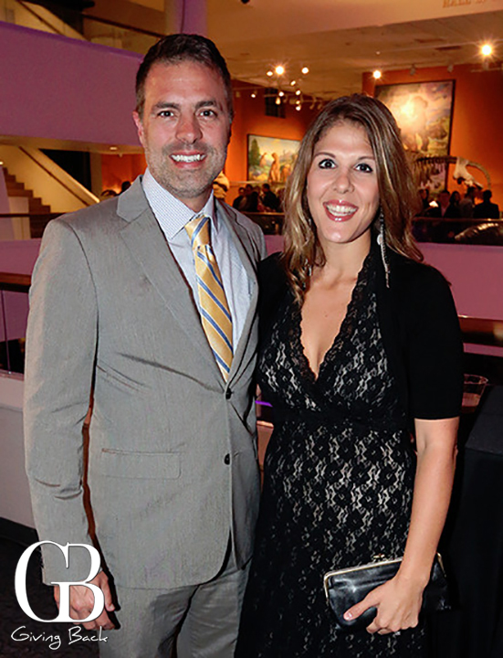 Randy Weiss and Dawn Reeves