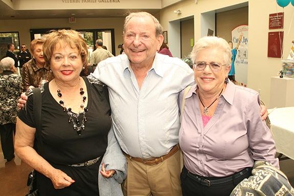 Raquel Cheirif, Danny Ashel and Sylvia Rosenthal.JPG