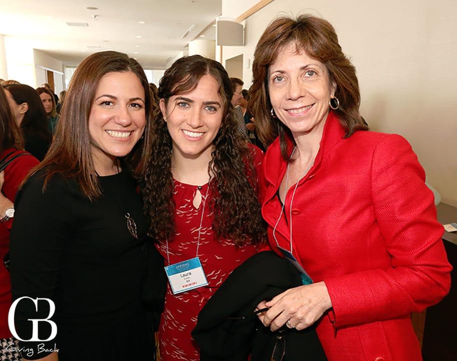Raquel Benguait  Laura Cohen and Ana Kozlowski