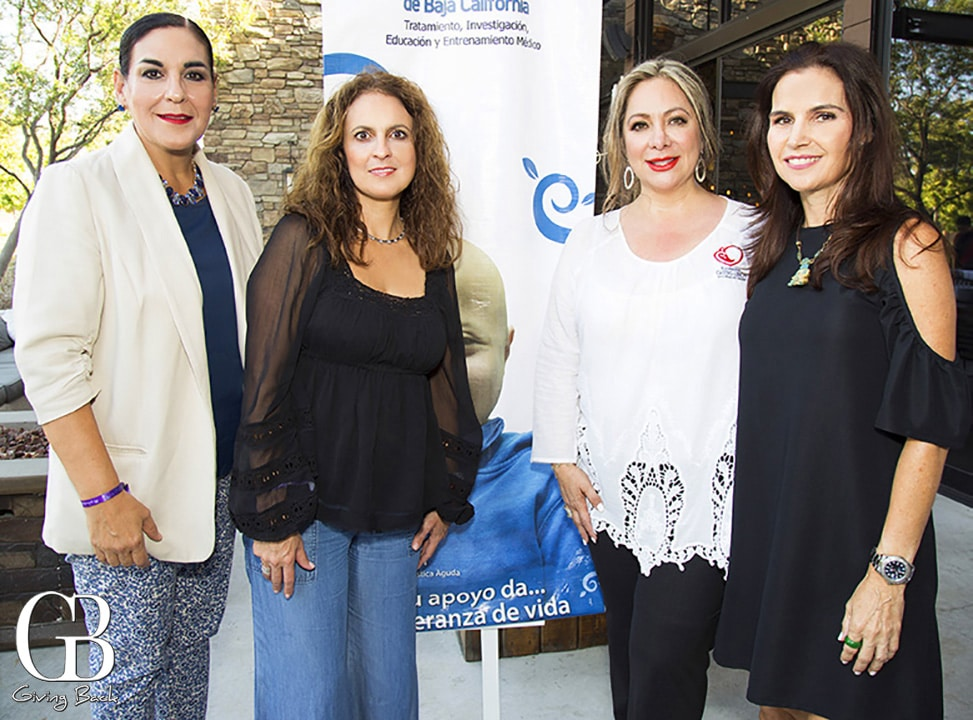 Raquel Gonzalez  Viviana Mayer  Giovanna Ruiz y Covadonga Fernandez