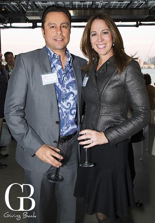 Raul and Lisa Delgadillo